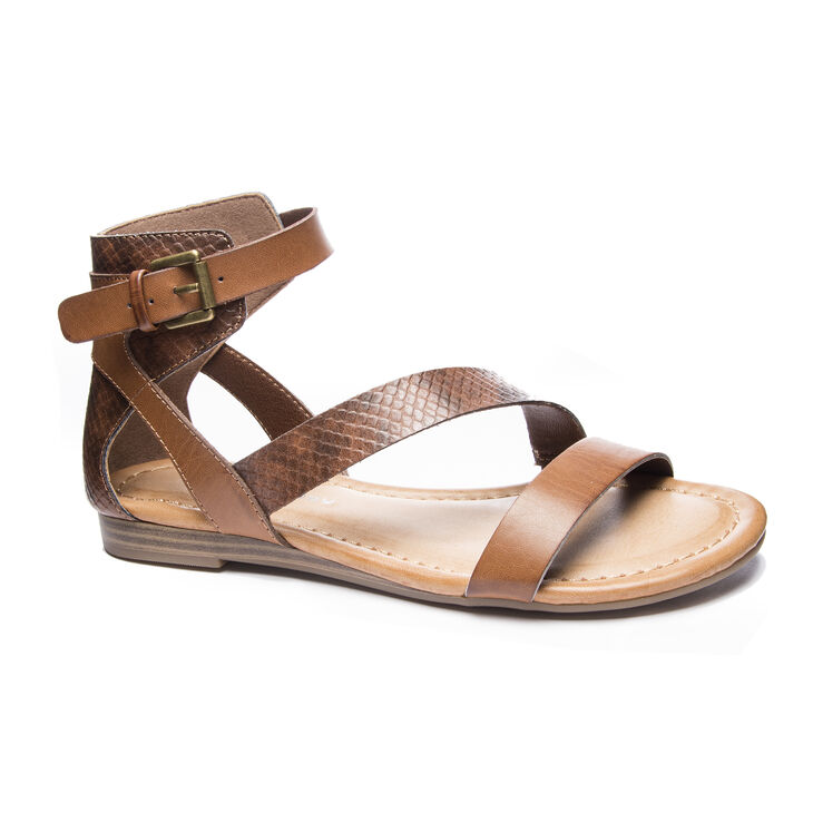 Chinese Laundry Keystone Sandals in Brown
