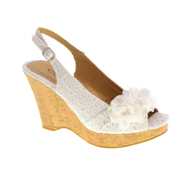 Chinese Laundry Immortal Sandals in White