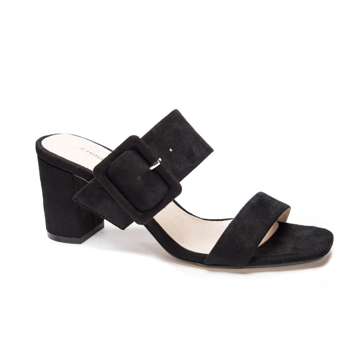 Chinese Laundry Yippy Sandals in Black