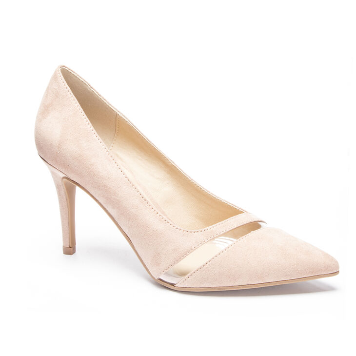 Chinese Laundry Rayla Pumps in Nudeclear