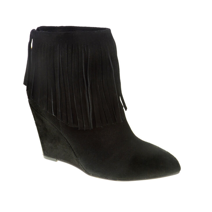 Chinese Laundry Arctic Boots in Black