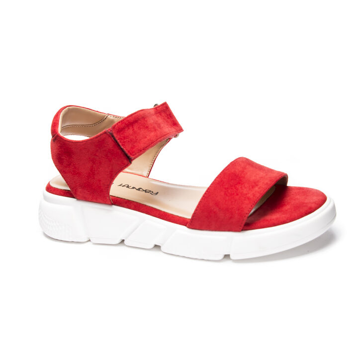 Chinese Laundry Ashville Sandals in Red