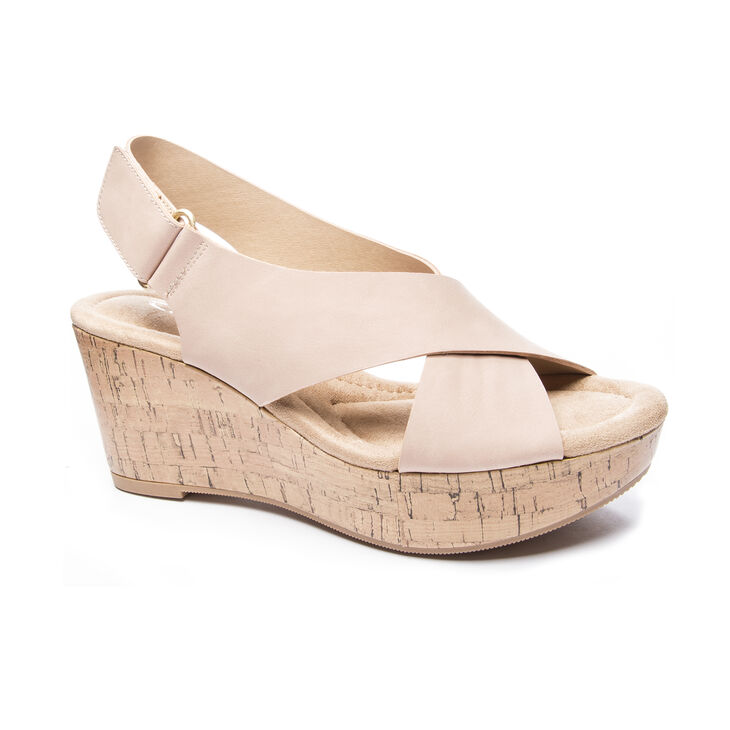 CL by Laundry Dream Girl Sandals in Dusty Pink