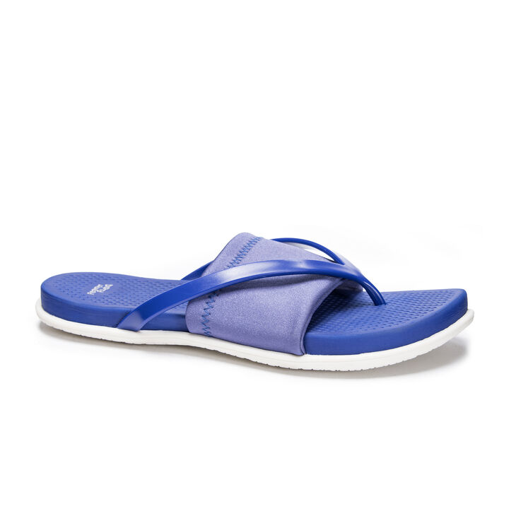 Chinese Laundry Awesome Thong Sandals in Blue