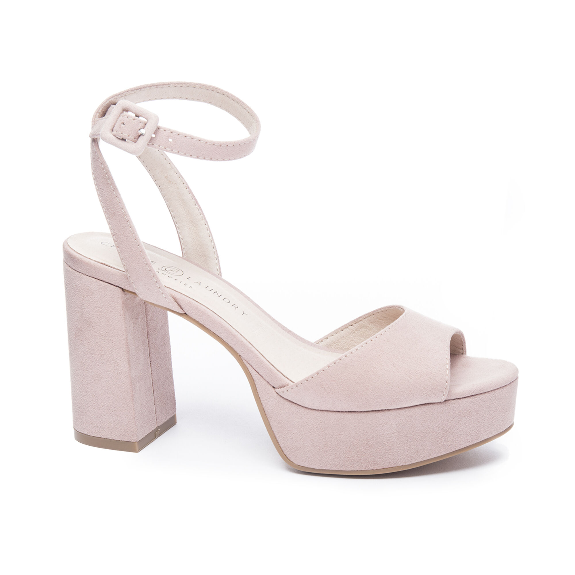 Chinese Laundry Theresa Ankle Strap Sandal (Women's) k7Dnsoef