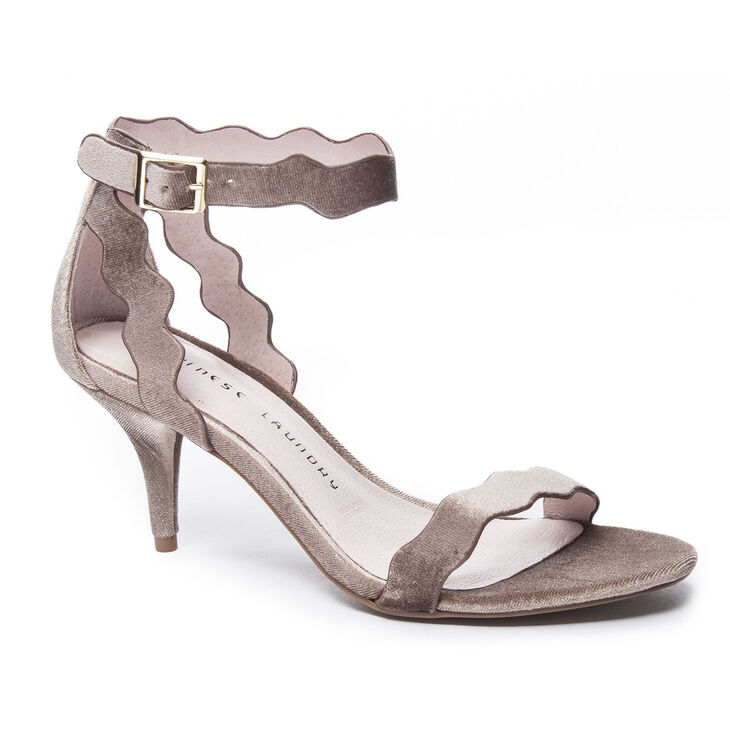 Chinese Laundry Rubie Dress Sandals in Nude