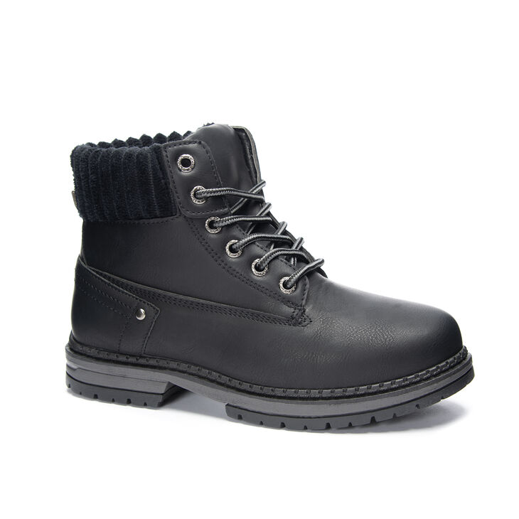 Chinese Laundry Alpine Boots in Black