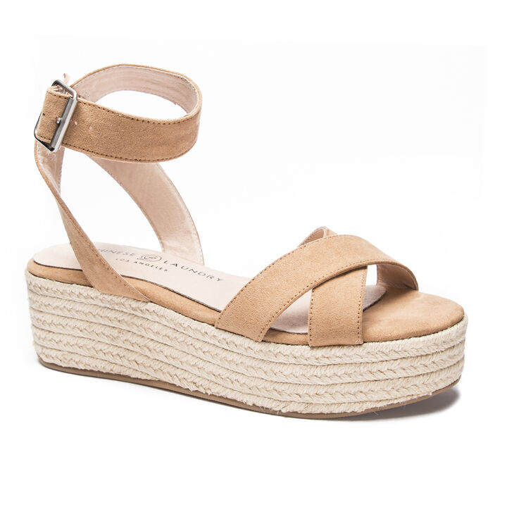 Chinese Laundry Zala Sandals in Camel