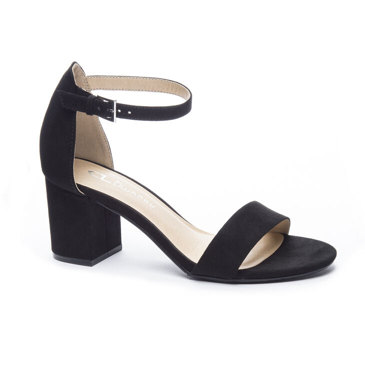 Chinese Laundry Jessie Sandals in Black