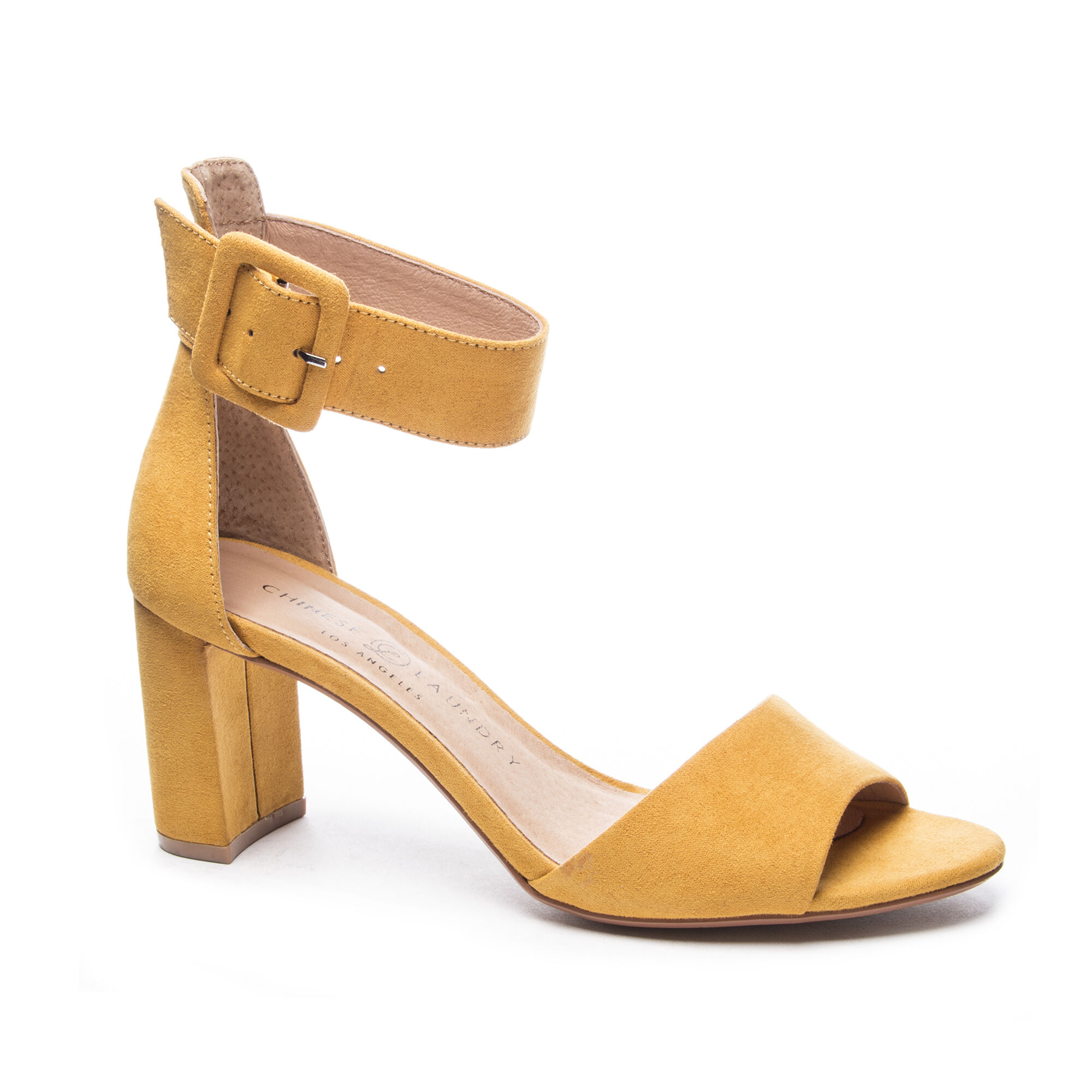 252e160c71f Chinese Laundry Rumor Micro Suede Ankle Strap Sandal | Chinese Laundry