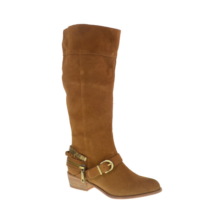 Chinese Laundry Solar Boots in Camel