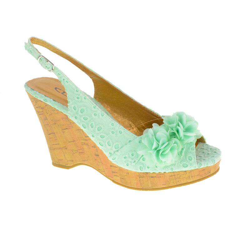 Chinese Laundry Immortal Sandals in Mint