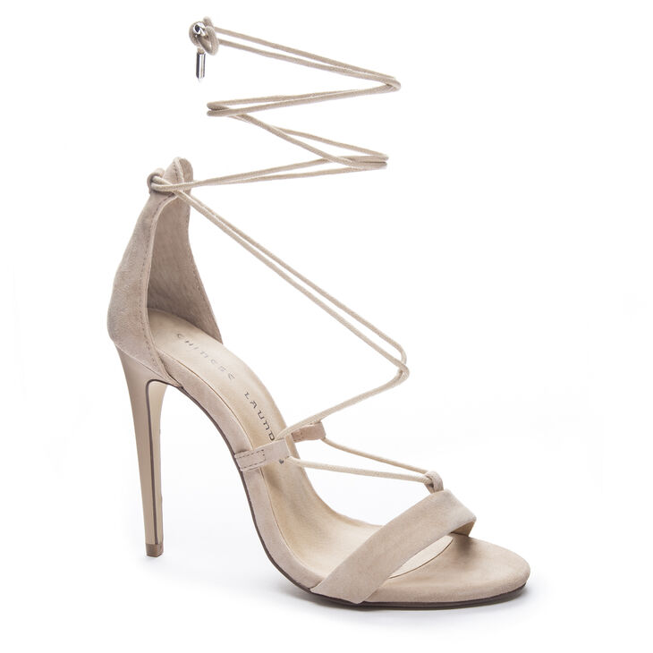 Chinese Laundry Jambi Dress Sandals in Nude