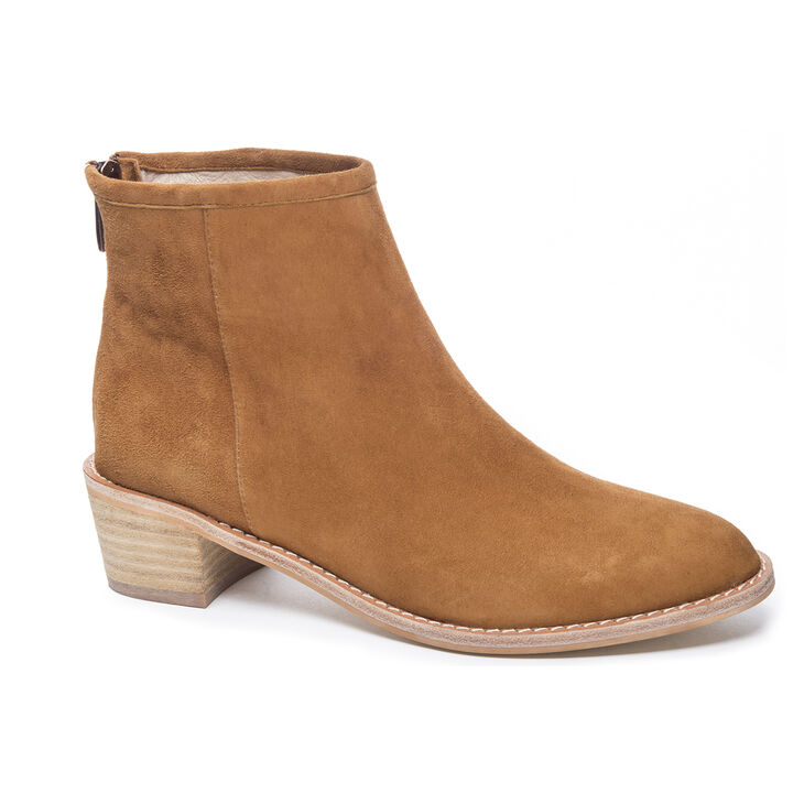 Chinese Laundry Mae Boots in Caramel