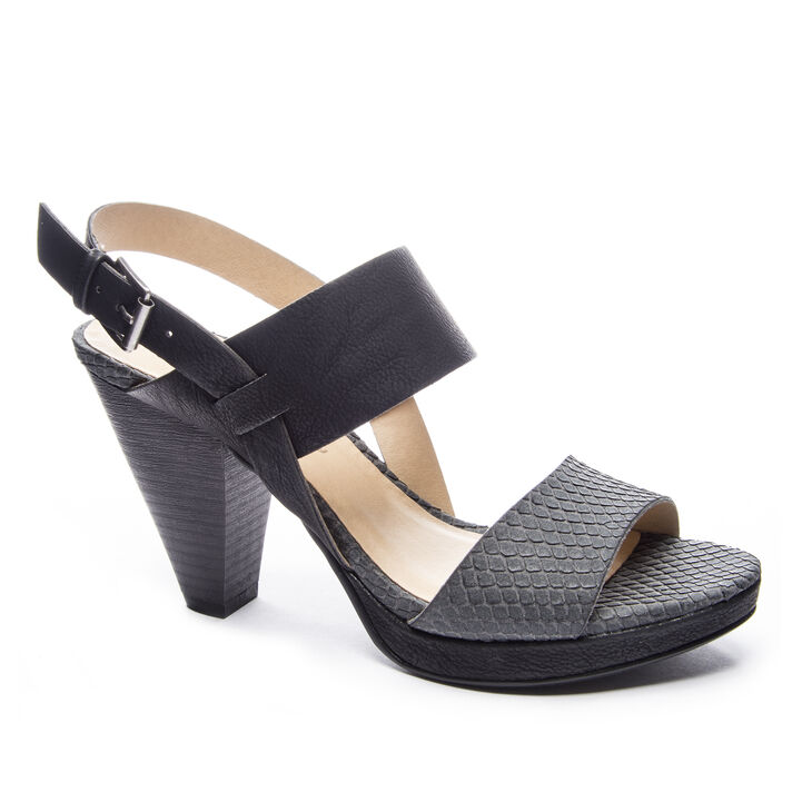 Chinese Laundry Worthy Sandals in Black