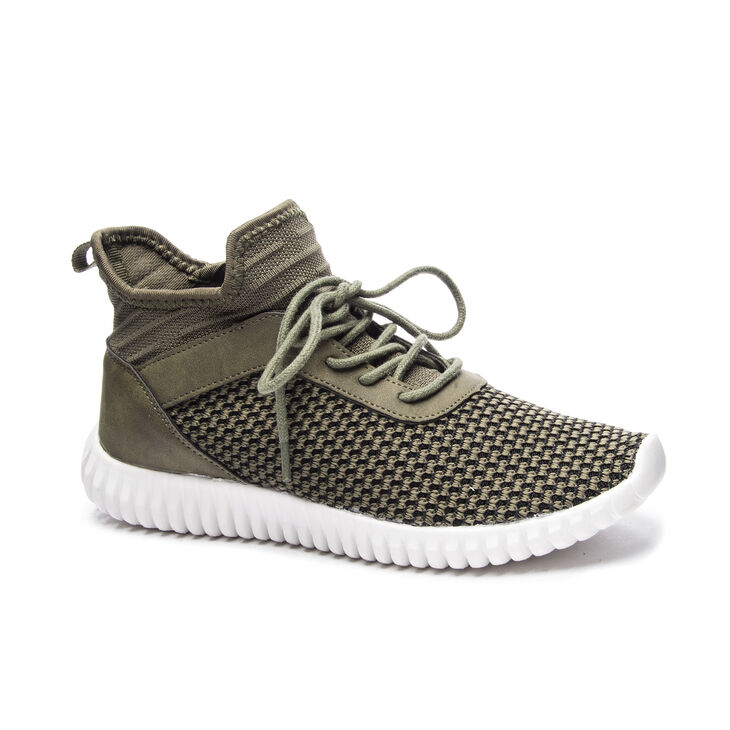 Chinese Laundry Harlen Sneakers in Olive