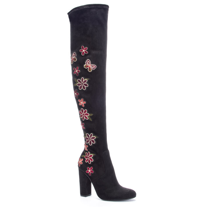 Chinese Laundry Briella Boots in Black