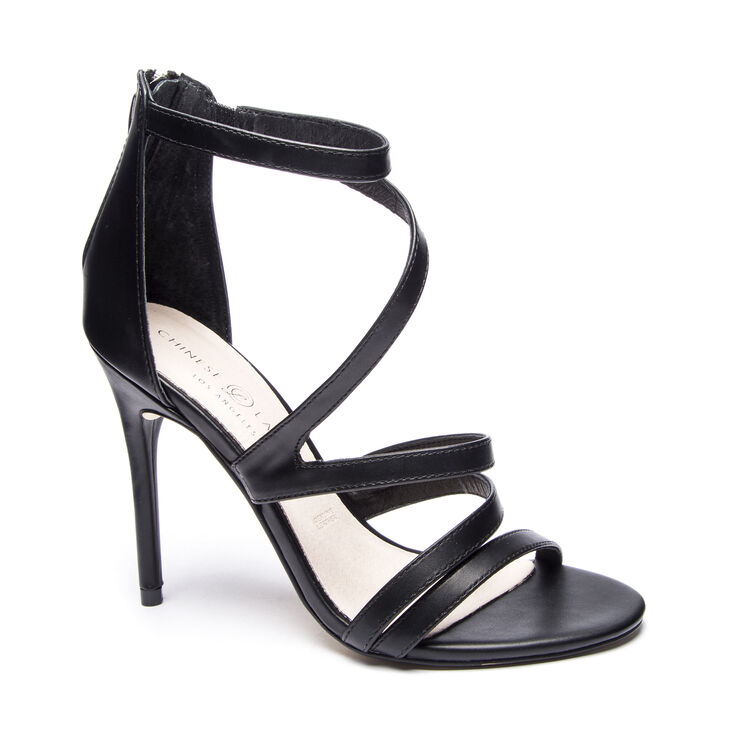 Chinese Laundry Lalli Dress Sandals in Black