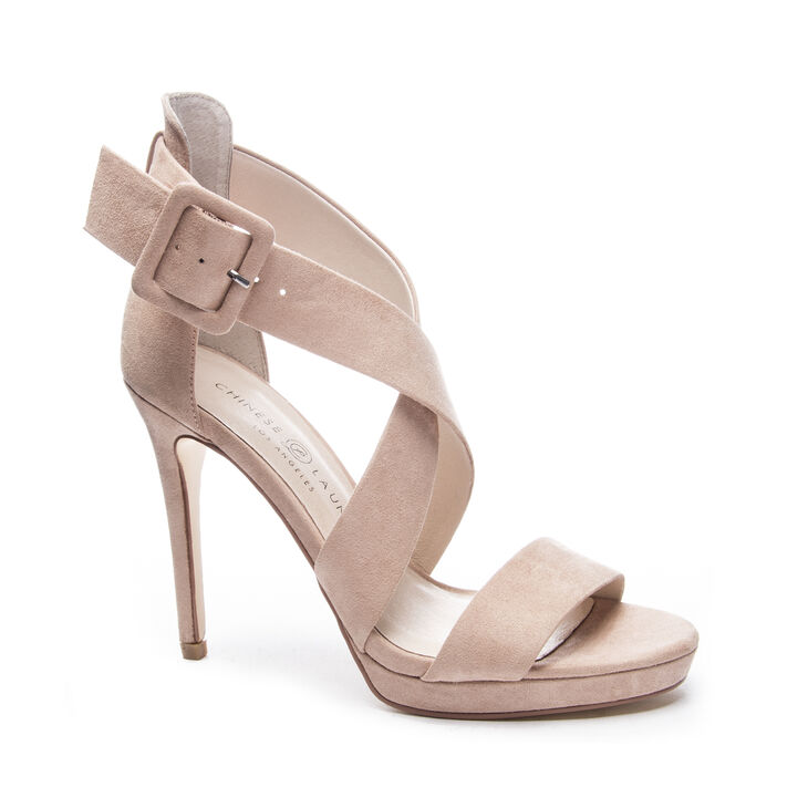 Chinese Laundry Foxie Pumps in Dark Nude