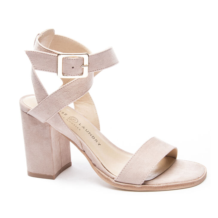 Chinese Laundry Stassi Sandals in Vintage Rose