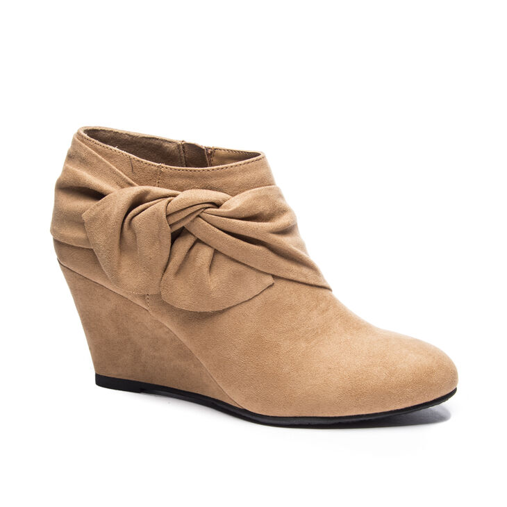 Chinese Laundry Viveca Boots in Tobacco