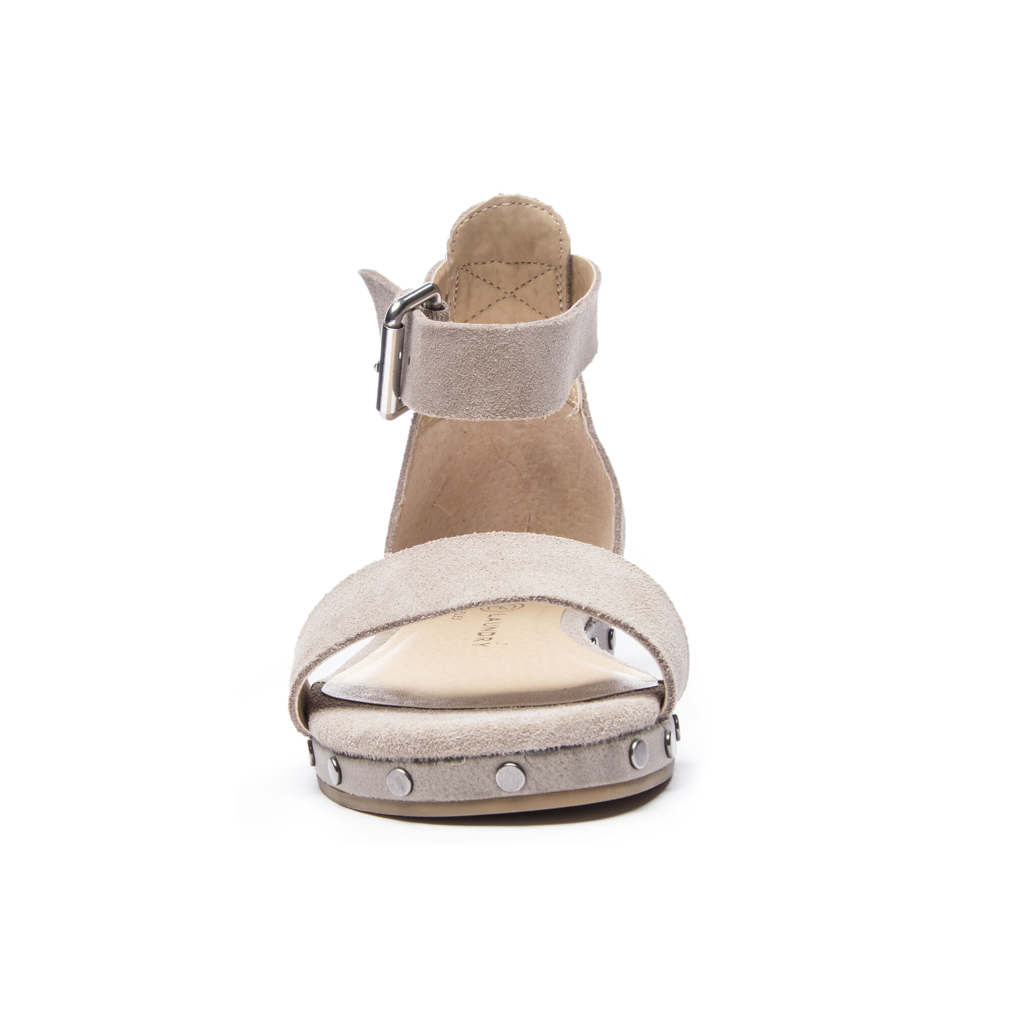b244d27ae53 Chinese Laundry Grady Flat Suede Sandal