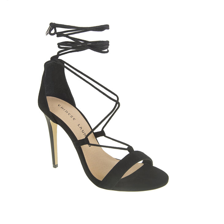 Chinese Laundry Jambi Dress Sandals in Black