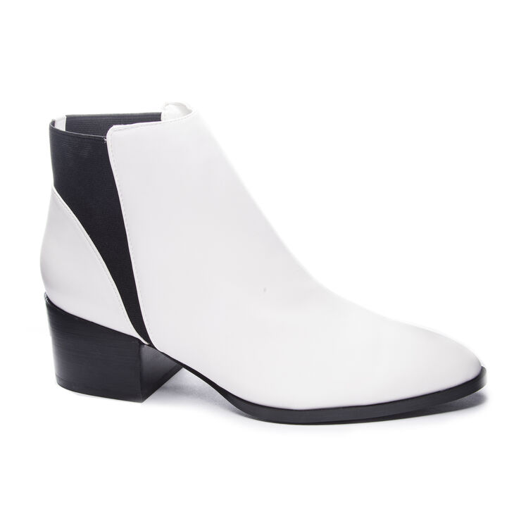 Chinese Laundry Finn Boots in White