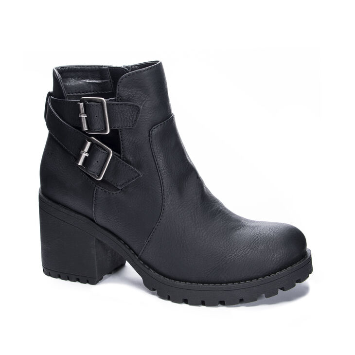 Chinese Laundry Level Boots in Black