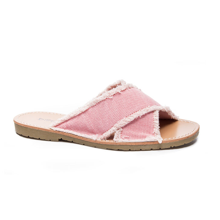 Chinese Laundry Empowered Sandals in Rose Pink