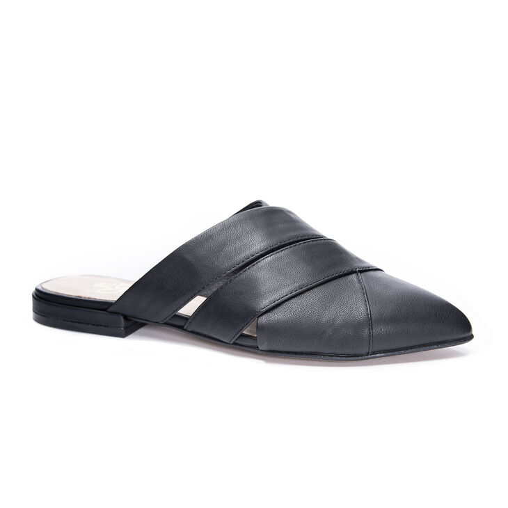 Chinese Laundry Carra Mule Flats in Black
