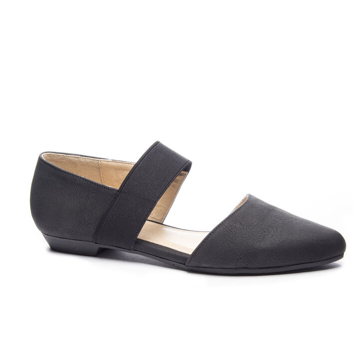 Chinese Laundry Edelyn Flats in Black