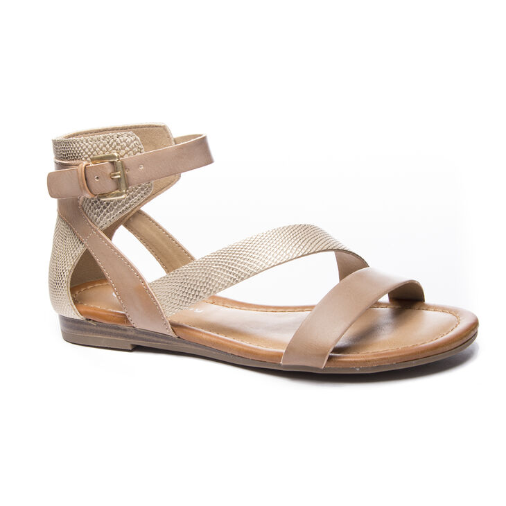 Chinese Laundry Keystone Sandals in Nude