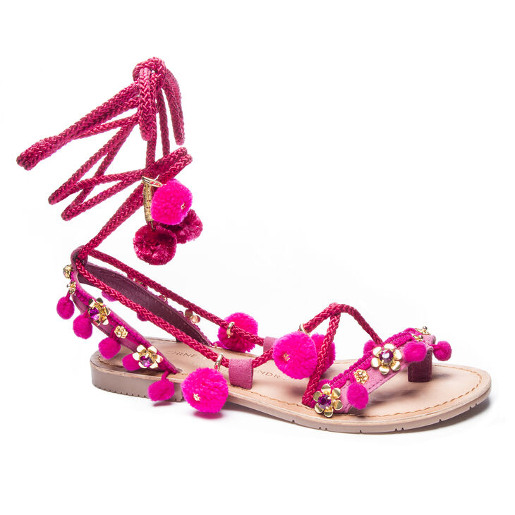Chinese Laundry Portia Sandals in Pink