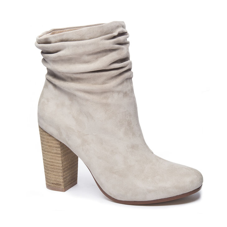 Chinese Laundry Georgie Boots in Grey