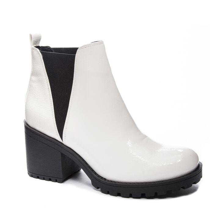 Chinese Laundry Lisbon Boots in White