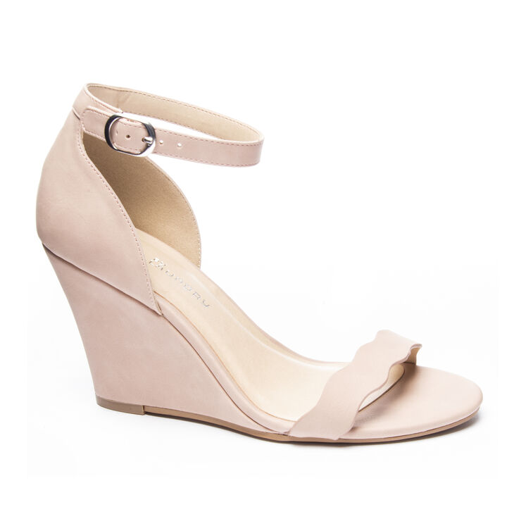 Chinese Laundry Best Match Dress Sandals in Dusty Pink