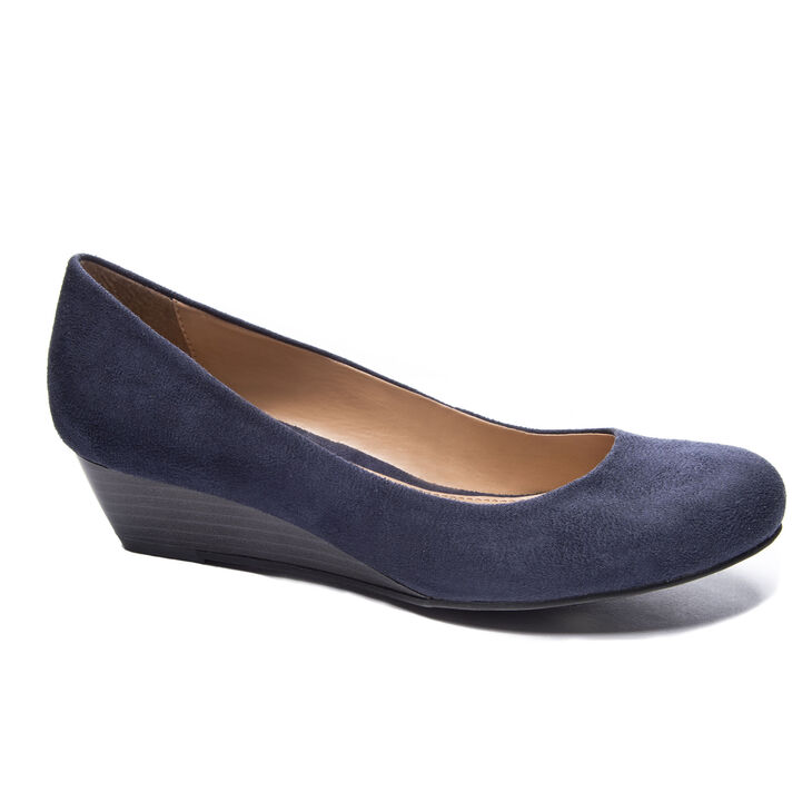 Chinese Laundry Marcie Pumps in Indigo