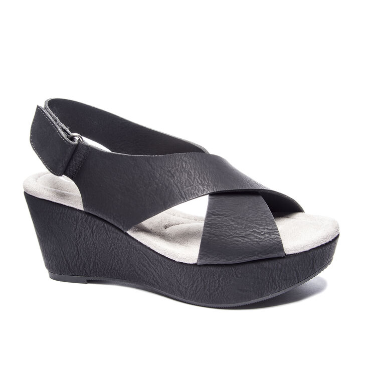 Chinese Laundry Dream On Sandals in Black