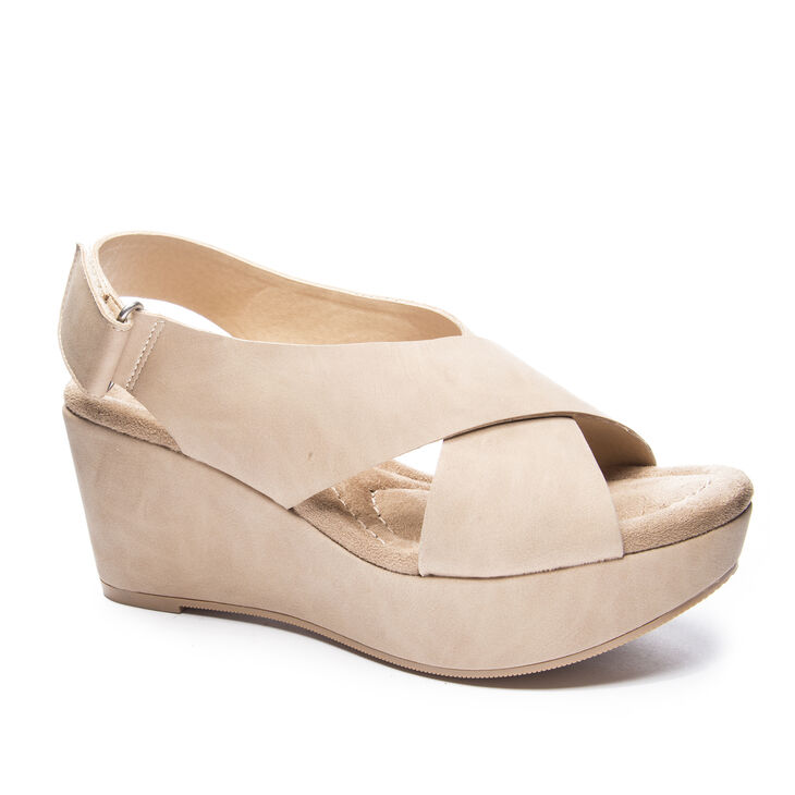 Chinese Laundry Dream On Sandals in Nude
