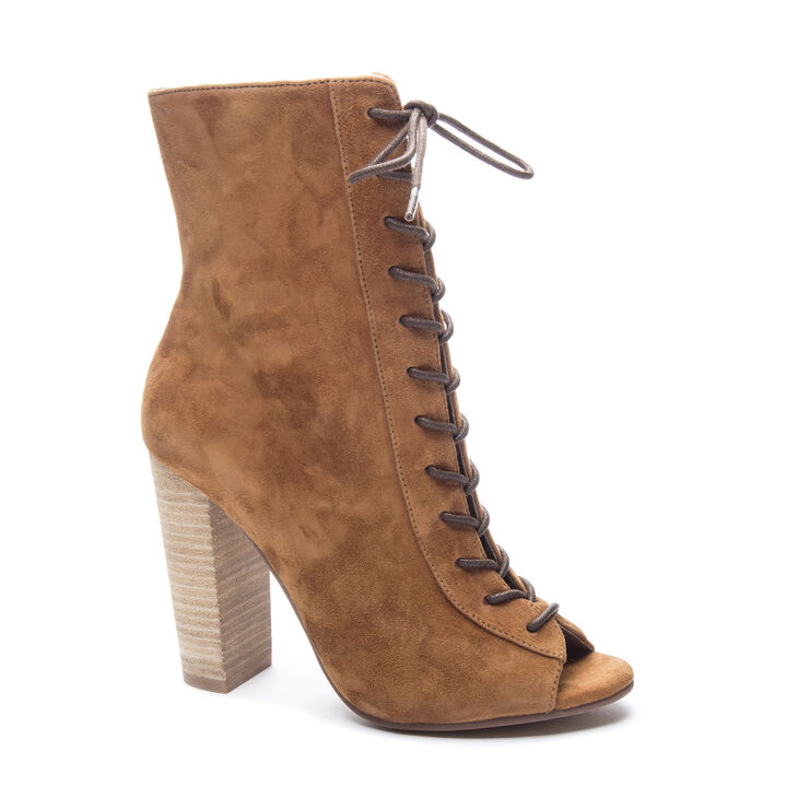Chinese Laundry Lami Boots in Caramel