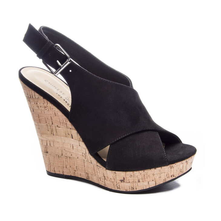 Chinese Laundry Myya Sandals in Black