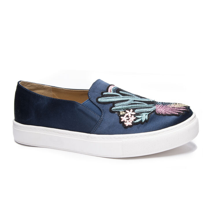 Chinese Laundry Joon Sneakers in Navy