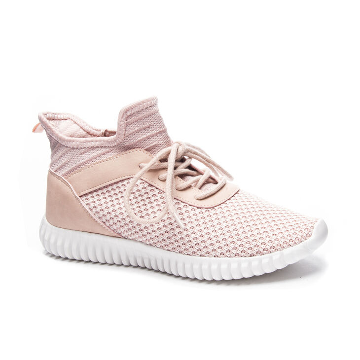 Chinese Laundry Harlen Sneakers in Blush