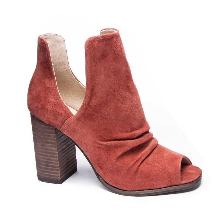 Chinese Laundry Lash Boots in Brandy