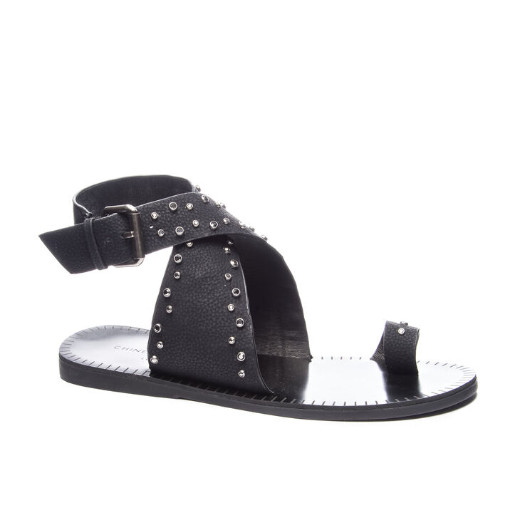 Chinese Laundry Jessa Sandals in Black