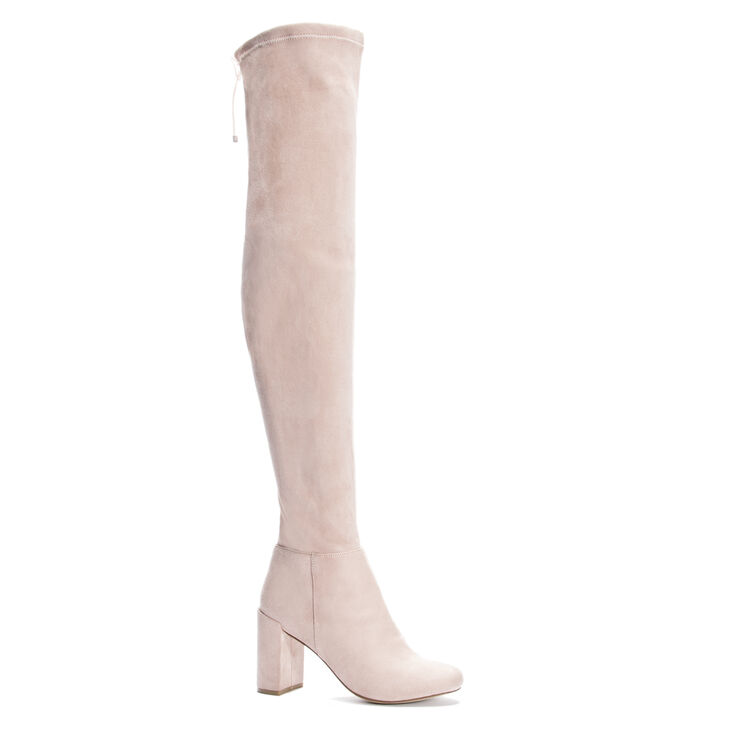 Chinese Laundry Krush Boots in Pink