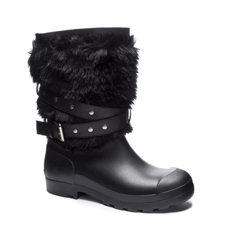 Chinese Laundry Primitive Boots in Black
