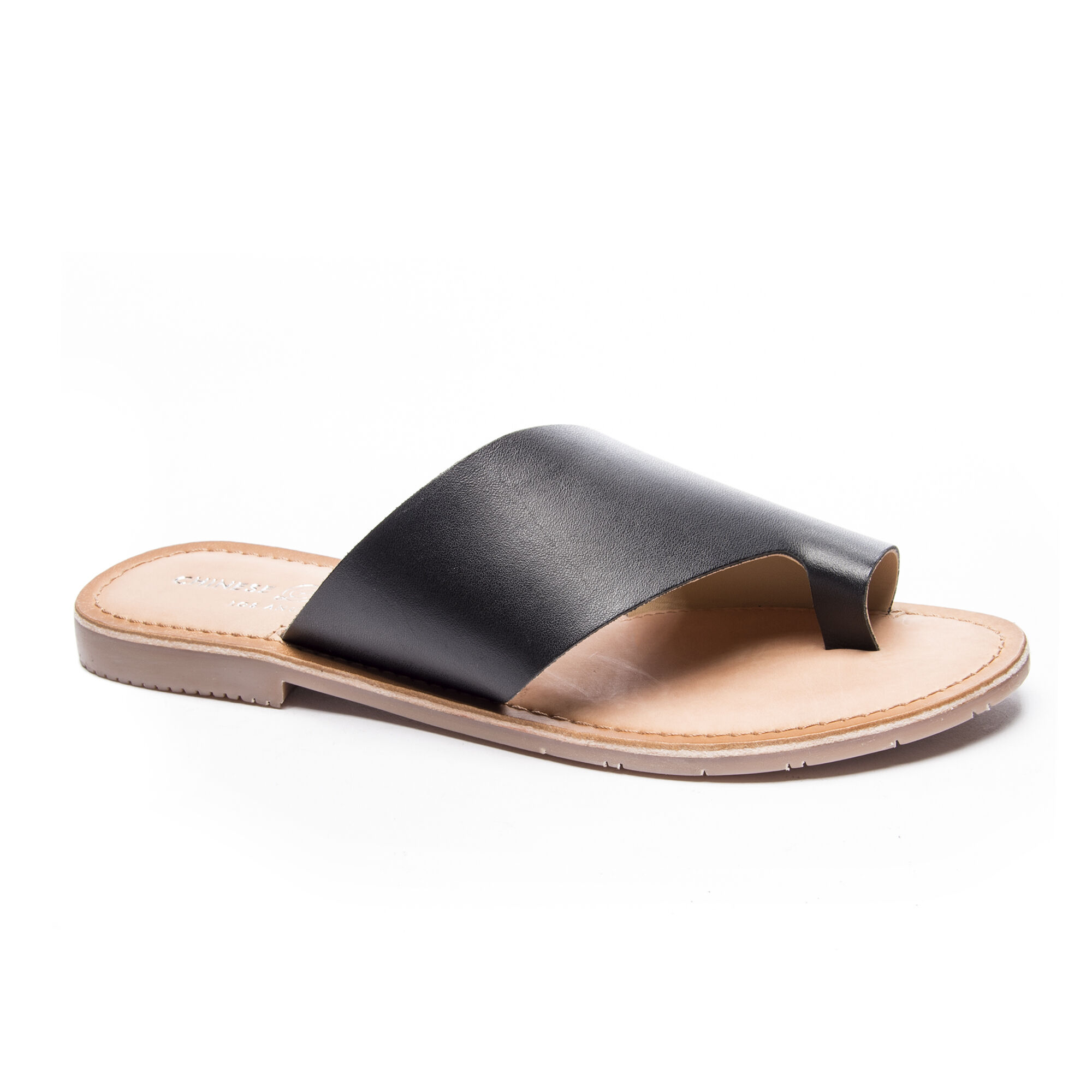 cbda833a4dc8 Gemmy Leather Slide Sandal