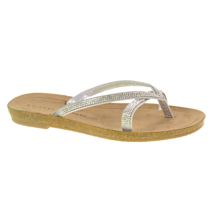 Chinese Laundry Nalla Sandals in Silver